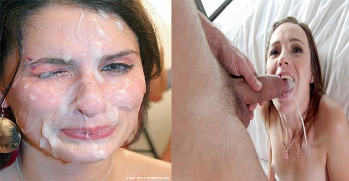 sperma geil milf